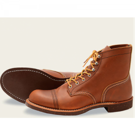 Red Wing Iron Ranger 8112