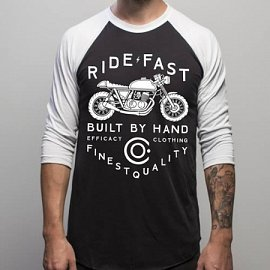 Efficacy Ride Fast T - Shirt