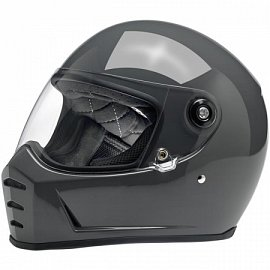 Lane Splitter Helmet - Gloss Storm Grey